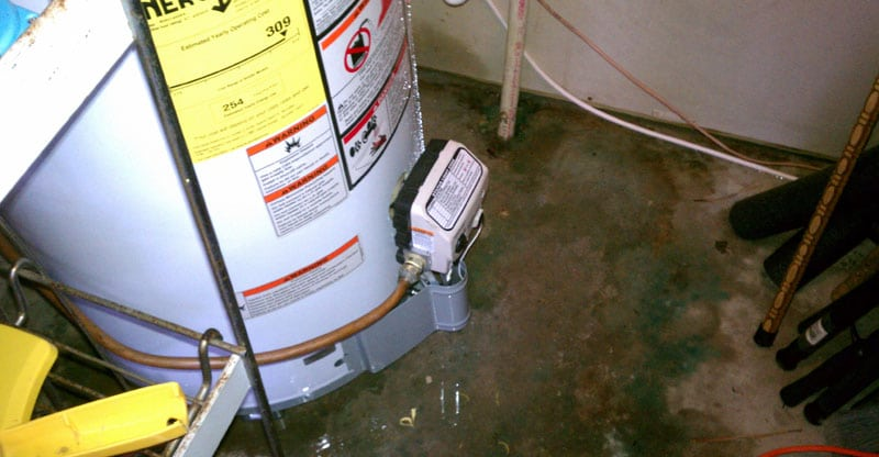 Steps to Follow if you're Dealing with a Leak in your Water Heater